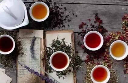 茶,让衰老的脚步慢些,再慢些